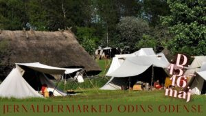 Jernaldermarked Odins Odense @ Jernalderlandsbyen Odins Odense | Odense | Danmark