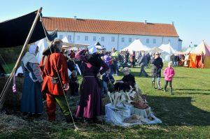 Middelalderdage på Vitskøl Kloster @ Middelalderdage på Vitskøl Kloster | Ranum | Danmark