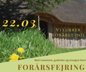 AFLYST - Forårsfejring - Odins Odense @ Odins Odense | Odense | Danmark