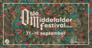 Oslo Middelalderfestival 2021 - Onlinebegivenhed @ Akershus Festning | Oslo | Norge