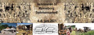 Ravnsborg Sommermarked 2021 @ Ravnsborg   Assens   Danmark