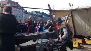 medeltidsmarknad i Kungsträdgården @ Medeltid Stockholm | Sverige