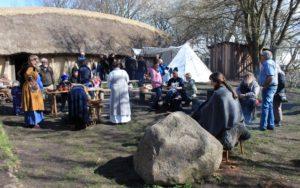 AFLYST - Familiedag og marked forår @ Frederikssund Vikingespil | Frederikssund | Danmark