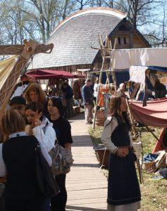 Ale Vikingamarknad 2019 @ Alevikingagård | Västra Götalands län | Sverige