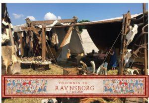 AFLYST - Sommermarked Ravnsborg @ Ravnsborg | Assens | Danmark