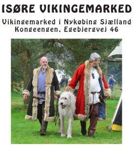 Isøre Vikingemarked @ Kongeengen | Nykøbing Sjælland | Danmark