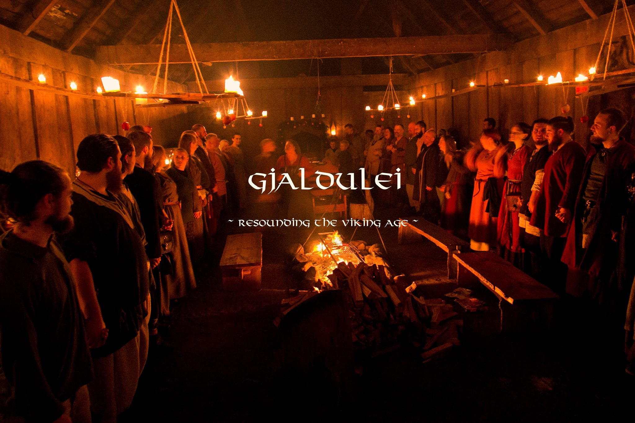 Gjaldulei – Resounding the Viking Age