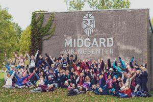Sommerskole på Midgard @ Midgard vikingsenter   Vestfold   Norge