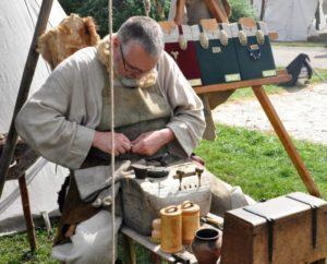 Vikingecenter Fyrkat - Bronzestøberi - påskedagene @ Vikingecenter Fyrkat   | Hobro | Danmark