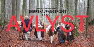 Aflyst - Nordisk vikingmarked Borrekaupangen @ Midgard vikingsenter | Vestfold | Norge