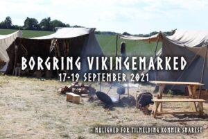 Vikingemarked Vikingeborgen Borgring @ Vikingeborgen Borgring | Køge | Danmark
