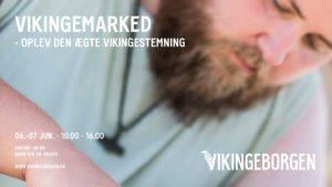 Aflyst - Vikingemarked Vikingeborgen Borgring @ Vikingeborgen Borgring | Køge | Danmark