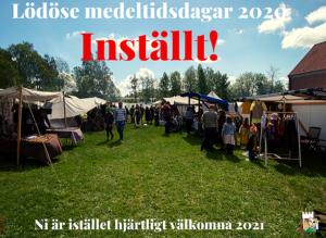 AFLYST - Lödöse medeltidsdagar @ Ljudaborg kulturförening | Västra Götalands län | Sverige