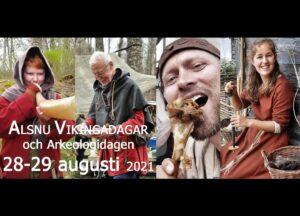 Alsnu vikingadagar @ Alsnu kungsgård. | Stockholms län | Sverige