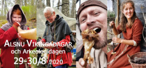 Alsnu vikingadagar @ Alsnu kungsgård.   Stockholms län   Sverige