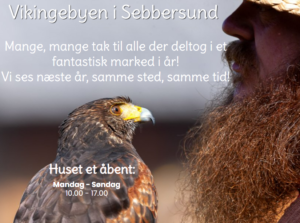 Sebbersund Vikingemarked @ Vikingebyen Sebbersund   Nibe   Danmark