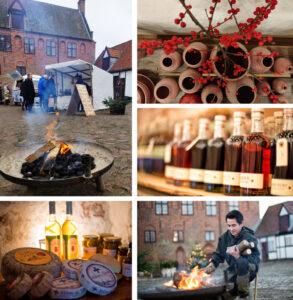 Esrum Kloster- JULEMARKED @ Esrum Kloster | Græsted | Danmark