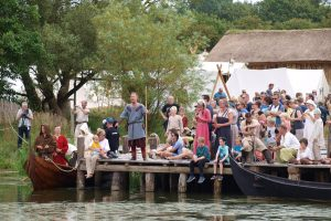 Internationalt Vikingemarked Ribe @ Ribe Vikingecenter | Ribe | Danmark