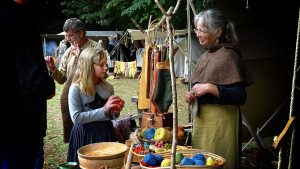 Aflyst - Nordfyns vikingemarked @ Nordfyns Vikingemarked | Skamby | Danmark