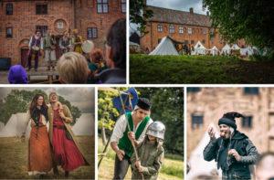 Aflyst - Esrum middelalderdage @ Esrum Kloster & Møllegård | Græsted | Danmark