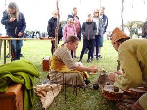 Aggersborg Vikingehåndværkertræf 22' @ Aggersborg   Løgstør   Danmark