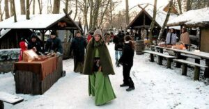 Aflyst - Lysfest og Vintermarked @ Vikingepladsen | Frederikssund | Danmark