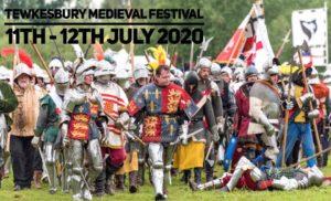 cancelled - Tewkesbury Medieval Festival @ Tewkesbury Battlefield   England   Storbritannien