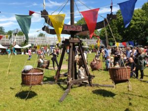AFLYST - Medeltidsfestivalen i Lund @ Folkparken | Skåne län | Sverige