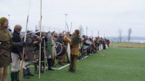Borrefylkingens nybegynnerkurs våren @ Midgard vikingsenter   Vestfold Og Telemark   Norge