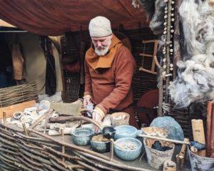 AFLYST - Valhalla Viking Festival @ Fawley Fields   Fawley   England   Storbritannien