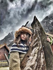 Jolemarknad i Vikingbyen / Gudvangen 2019 @ Viking Valley Gudvangen | Vestland | Norge