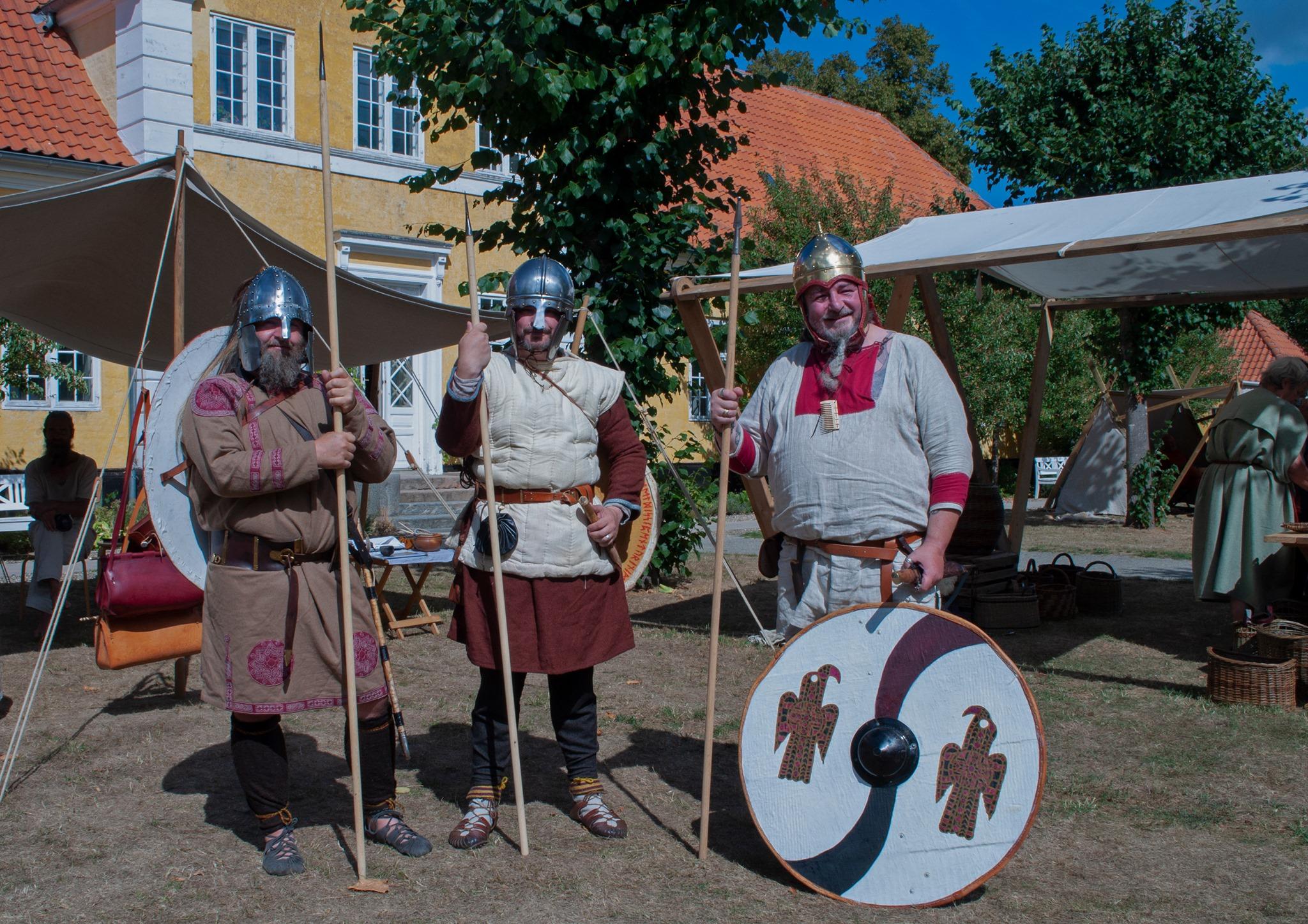 Jernalder til vikingetids marked