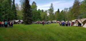 Lunden Vikingmarked 2021 @ Næs Jernverksmuseum | Agder | Norge