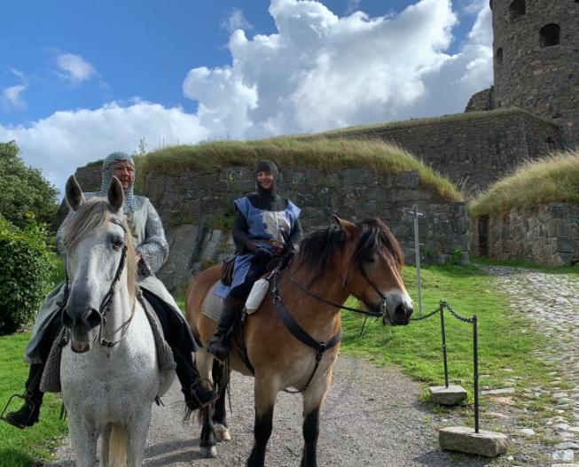 Medeltidsdagar på Bohus fästning