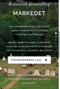 Gurre Vikingemarked @ Gurre Vikingemarked | Tikøb | Danmark