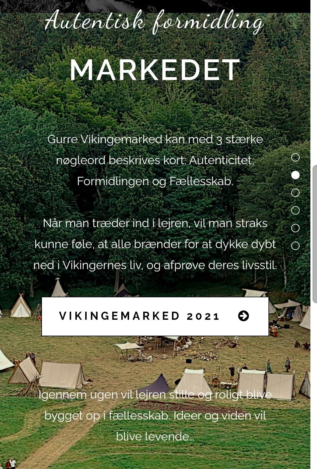 Gurre Vikingemarked