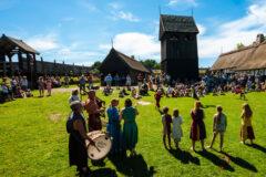 Kalender for Vikingemarked – Middelaldermarked – Renæssancemarked –  Viking Festival – Middelalderfestival – Medeltidsmarknad – vikingmarked