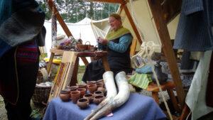 Nordfyns Vikingemarked @ Nordfyns Vikingemarked   Skamby   Danmark